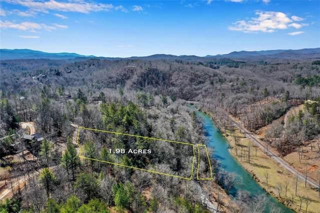 A Fish Trap Road, Mineral Bluff, GA 30559 (MLS #6844196) :: 515 Life Real Estate Company