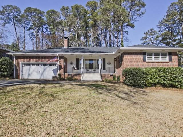 2092 Beaver Road NE, Atlanta, GA 30345 (MLS #6844201) :: The Realty Queen & Team