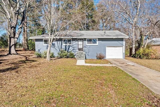 107 E Mimosa Drive, Jonesboro, GA 30236 (MLS #6844213) :: Path & Post Real Estate