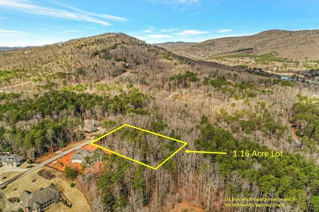 0 Glazenwood, Lot 1412 Drive, Clarkesville, GA 30523 (MLS #6844218) :: Thomas Ramon Realty