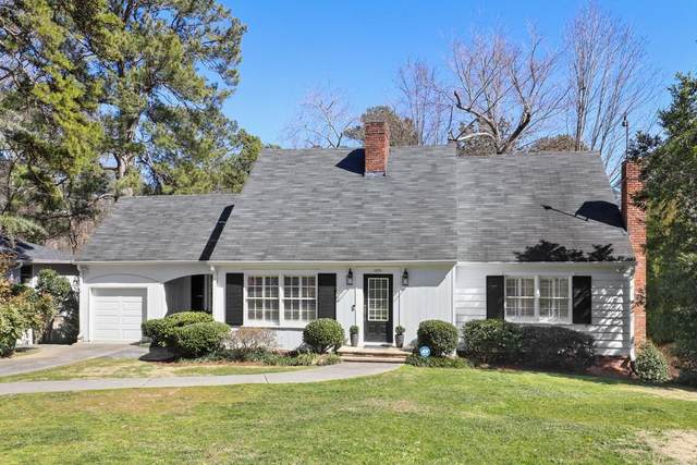 1070 Beech Haven Road NE, Atlanta, GA 30324 (MLS #6844227) :: AlpharettaZen Expert Home Advisors