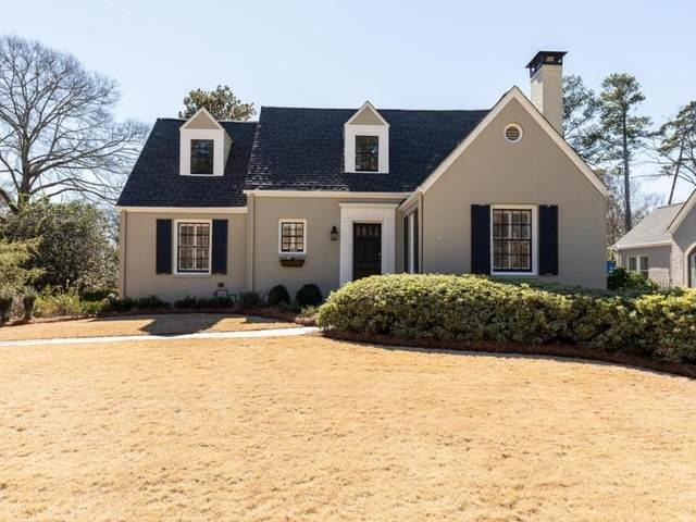 415 E Wesley Road, Atlanta, GA 30305 (MLS #6844250) :: Charlie Ballard Real Estate