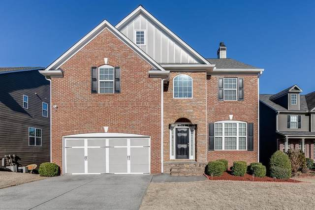 219 Rutlidge Park Lane, Suwanee, GA 30024 (MLS #6844251) :: North Atlanta Home Team