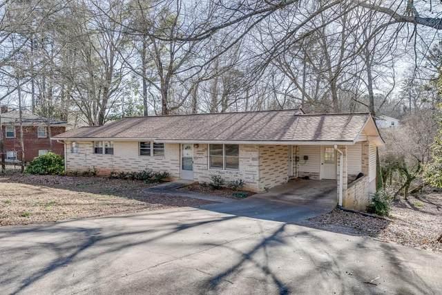 3009 Scenic Drive, Gainesville, GA 30506 (MLS #6844254) :: North Atlanta Home Team