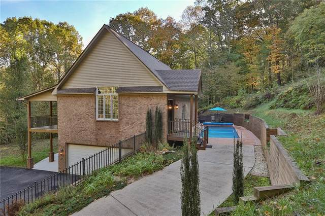 185 Weaver Road, Ellijay, GA 30536 (MLS #6844268) :: City Lights Team | Compass