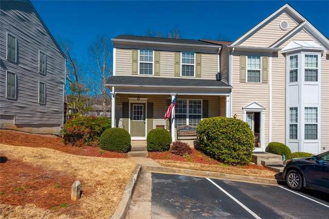 9155 Nesbit Ferry Road #112, Alpharetta, GA 30022 (MLS #6844319) :: North Atlanta Home Team