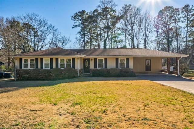 3960 Manor House Drive, Marietta, GA 30062 (MLS #6844359) :: North Atlanta Home Team