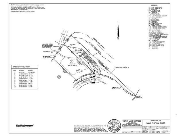 1600 Clifton Ridge, Atlanta, GA 30307 (MLS #6844361) :: RE/MAX Paramount Properties