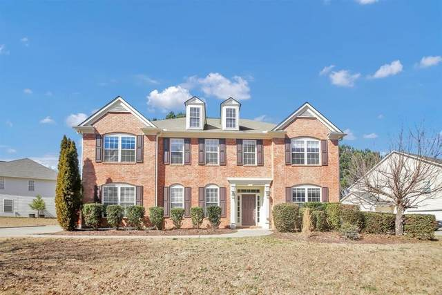 112 Village Green Circle, Tyrone, GA 30290 (MLS #6844363) :: North Atlanta Home Team