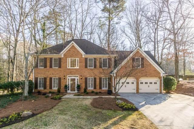 2093 Wyeth Walk, Marietta, GA 30062 (MLS #6844388) :: Path & Post Real Estate