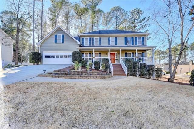 951 Deron Drive, Lawrenceville, GA 30044 (MLS #6844393) :: North Atlanta Home Team