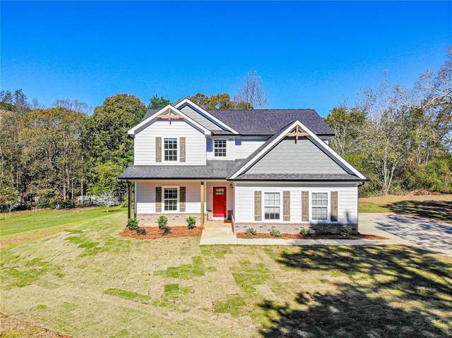 6386 Woodland Station Drive, Lula, GA 30554 (MLS #6844395) :: North Atlanta Home Team