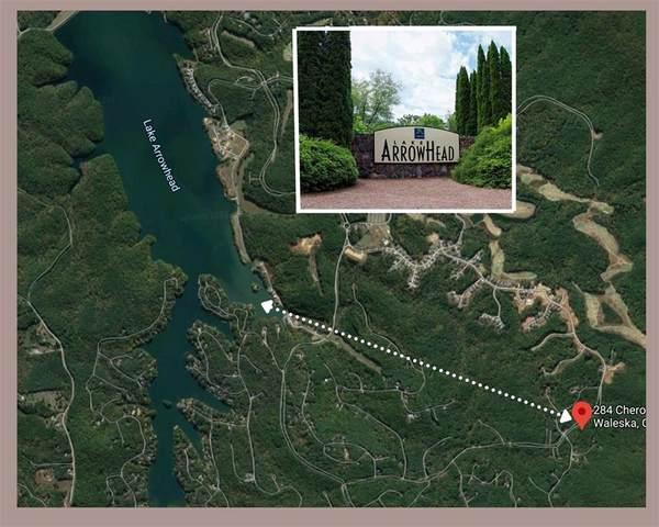 284 Cherokee Drive, Waleska, GA 30183 (MLS #6844397) :: The Butler/Swayne Team