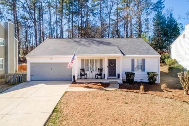 235 Preston Oaks Drive, Alpharetta, GA 30022 (MLS #6844415) :: North Atlanta Home Team