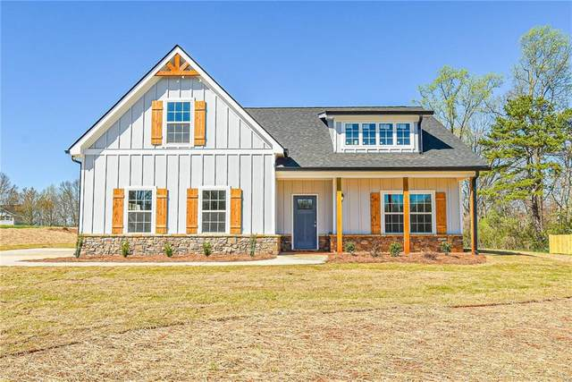 6390 Woodland Station Drive, Lula, GA 30554 (MLS #6844436) :: North Atlanta Home Team