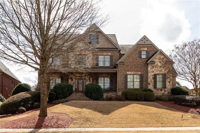 2324 Treehaven Drive, Snellville, GA 30078 (MLS #6844437) :: 515 Life Real Estate Company