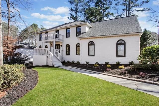 410 River Close, Roswell, GA 30075 (MLS #6844468) :: Scott Fine Homes at Keller Williams First Atlanta