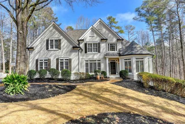 855 Hampton Bluff Drive, Milton, GA 30004 (MLS #6844469) :: The Gurley Team