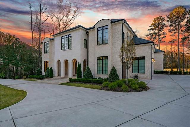 3136 Balley Forrest Drive, Alpharetta, GA 30004 (MLS #6844470) :: North Atlanta Home Team