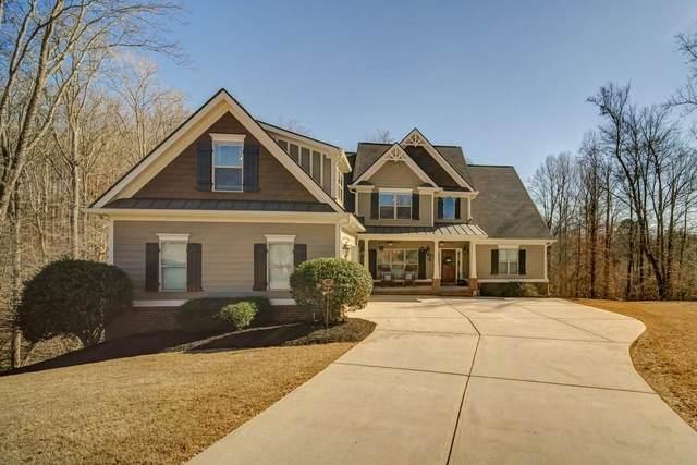 5725 Meadow View Drive, Jefferson, GA 30549 (MLS #6844472) :: Scott Fine Homes at Keller Williams First Atlanta
