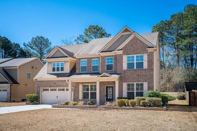 450 Pebble Chase Lane, Lawrenceville, GA 30044 (MLS #6844477) :: North Atlanta Home Team