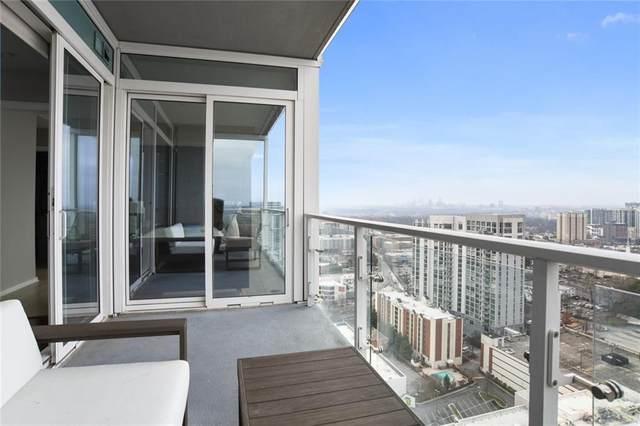 3325 Piedmont Road #2602, Atlanta, GA 30305 (MLS #6844482) :: Path & Post Real Estate