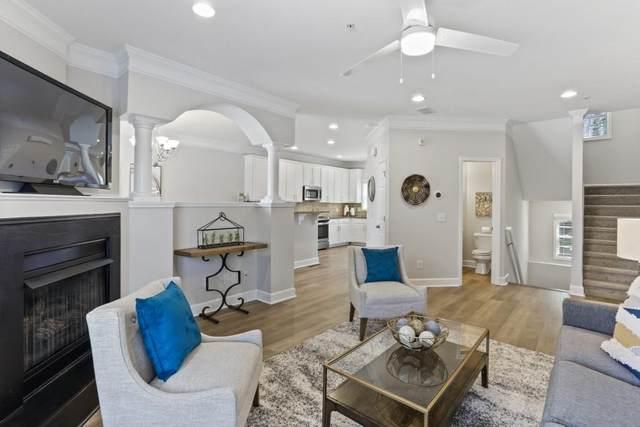 603 Glen Ivy #6, Marietta, GA 30062 (MLS #6844485) :: Path & Post Real Estate