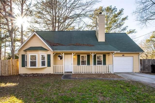 3505 Mustang Drive, Powder Springs, GA 30127 (MLS #6844487) :: North Atlanta Home Team