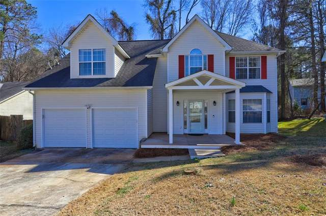 5451 Wood Duck Lane, Lithonia, GA 30058 (MLS #6844489) :: North Atlanta Home Team