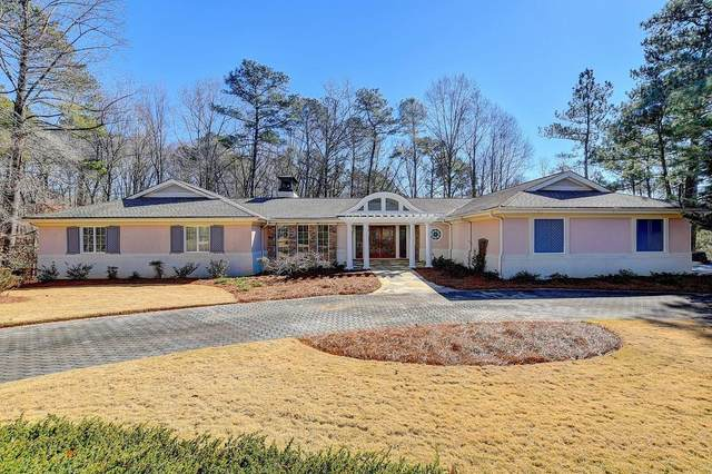 9965 Huntcliff Trace, Sandy Springs, GA 30350 (MLS #6844503) :: The Kroupa Team | Berkshire Hathaway HomeServices Georgia Properties