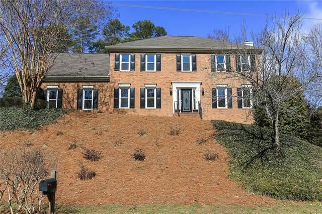 2797 Lawrence Mill Run, Marietta, GA 30068 (MLS #6844510) :: Path & Post Real Estate