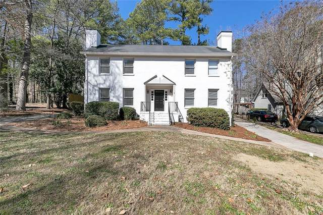9003 Carroll Manor Drive, Sandy Springs, GA 30350 (MLS #6844514) :: Kennesaw Life Real Estate