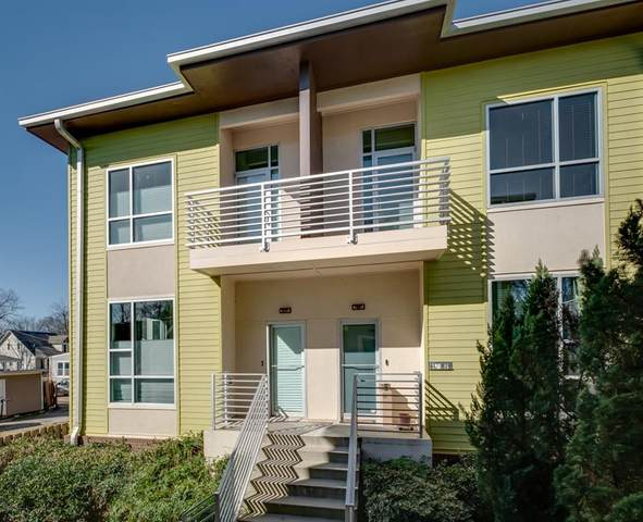 201 Howard Street SE #7, Atlanta, GA 30317 (MLS #6844519) :: RE/MAX Paramount Properties