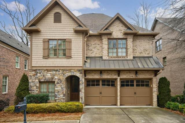 34 High Top Circle, Sandy Springs, GA 30328 (MLS #6844521) :: The Cowan Connection Team