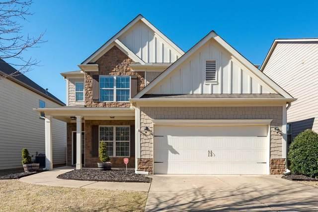 821 Harrison Drive, Acworth, GA 30102 (MLS #6844522) :: Kennesaw Life Real Estate
