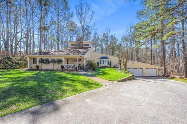 11 Frey Road, Dallas, GA 30132 (MLS #6844527) :: Path & Post Real Estate