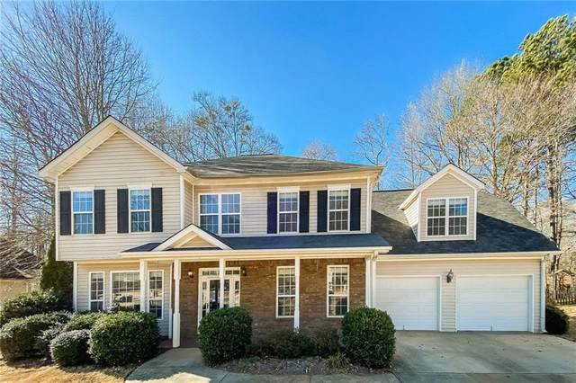 27 Forest Point, Newnan, GA 30265 (MLS #6844535) :: RE/MAX Paramount Properties
