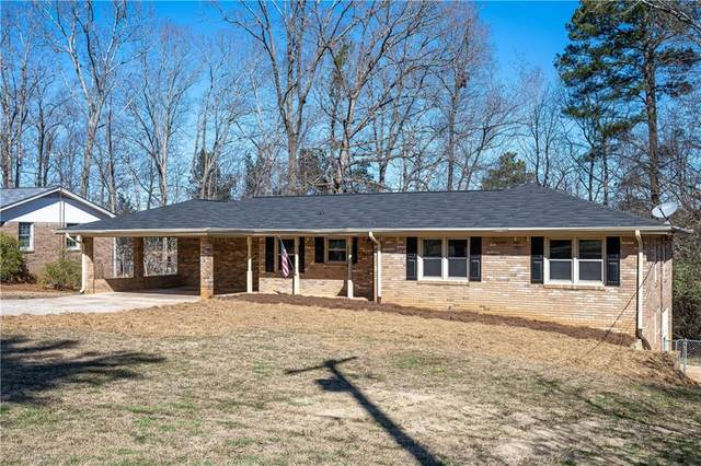 5636 Woodland Drive, Douglasville, GA 30135 (MLS #6844537) :: North Atlanta Home Team