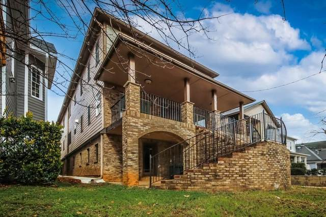568 John Wesley Dobbs NE, Atlanta, GA 30312 (MLS #6844542) :: Scott Fine Homes at Keller Williams First Atlanta