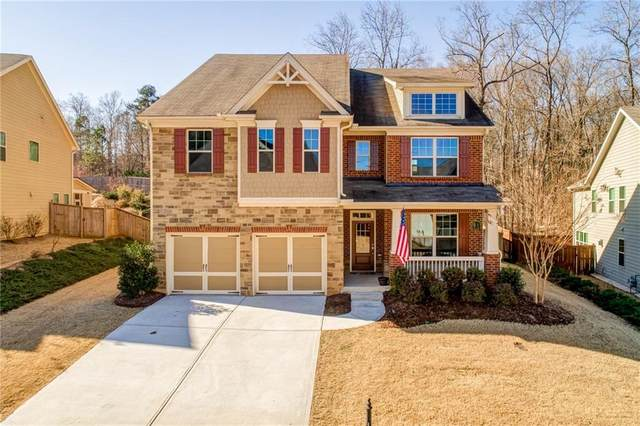 527 Rokeby Drive, Woodstock, GA 30188 (MLS #6844561) :: Path & Post Real Estate