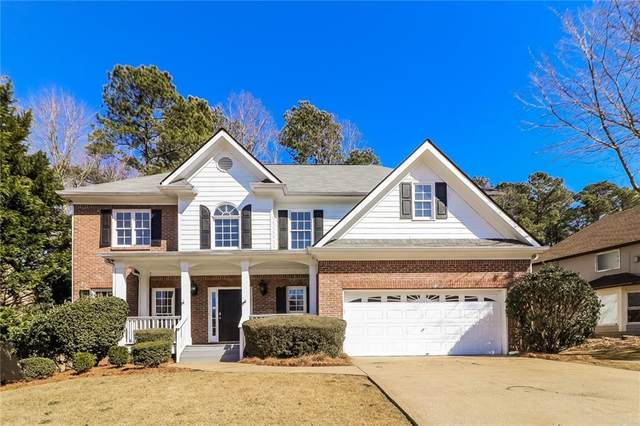 1850 Bentbrooke Trail, Lawrenceville, GA 30043 (MLS #6844570) :: Rock River Realty