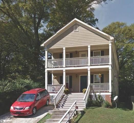 989 Grant Terrace SE, Atlanta, GA 30315 (MLS #6844572) :: The Zac Team @ RE/MAX Metro Atlanta
