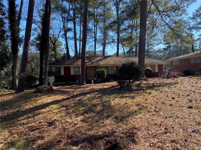 1822 Shepherd Circle SW, Atlanta, GA 30311 (MLS #6844573) :: North Atlanta Home Team