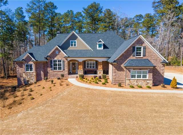 7772 Capps Ridge Lane, Douglasville, GA 30135 (MLS #6844580) :: Path & Post Real Estate