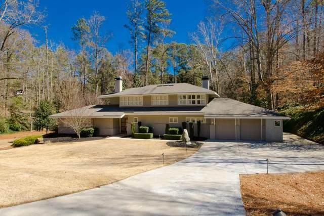 516 Londonberry Road, Atlanta, GA 30327 (MLS #6844591) :: Charlie Ballard Real Estate
