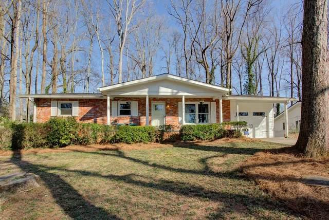 3611 Lake Drive SE, Smyrna, GA 30082 (MLS #6844594) :: The Butler/Swayne Team