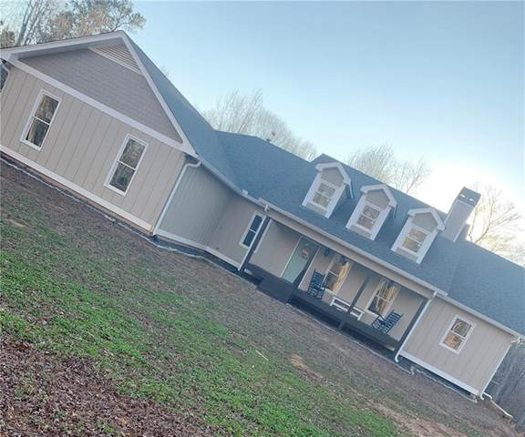 6065 Maggie Lane, Cumming, GA 30028 (MLS #6844599) :: The Kroupa Team | Berkshire Hathaway HomeServices Georgia Properties