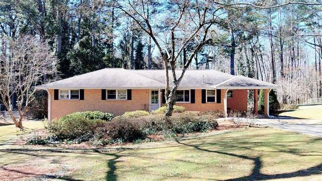 2656 Oswood Drive, Tucker, GA 30084 (MLS #6844612) :: The Cowan Connection Team