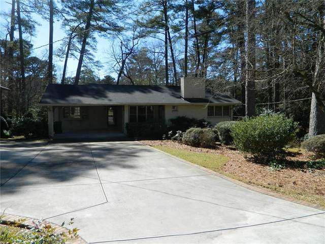 2239 Tanglewood Road, Decatur, GA 30033 (MLS #6844613) :: The Zac Team @ RE/MAX Metro Atlanta