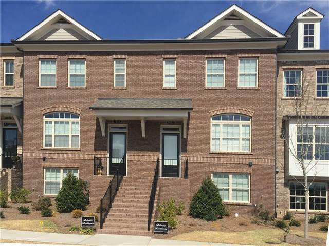 116 Laurel Crest Alley, Johns Creek, GA 30024 (MLS #6844640) :: The Atlanta Real Estate Group
